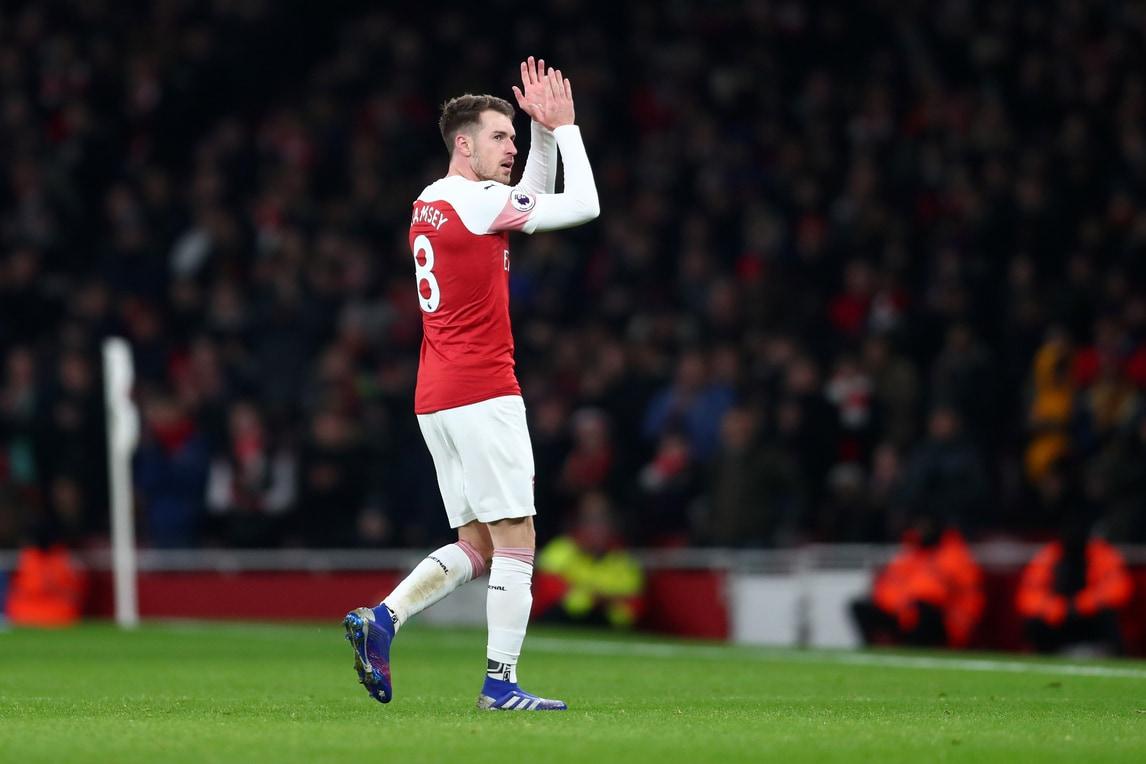 Ramsey Juve: «Juve-Ramsey: Si Può Fare A Gennaio, Ma A Una Condizione