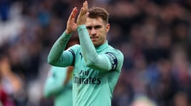 Bbc: «Juve, Ramsey avrà un super ingaggio»