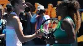 Tennis, Australian Open 2019: Karolina Pliskova, che rimonta su Serena Williams