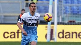 Lazio, per Luiz Felipe fischia il treno azzurro