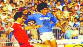 Maradona, quel primo gol... su azione