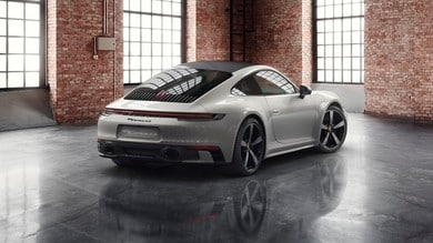 Porsche 911, personalizzazione Exclusive Manufaktur