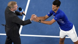 Tennis, Australian Open: Djokovic a quota da finale
