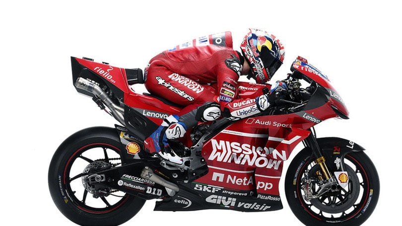 Bancomat è partner ufficiale Ducati