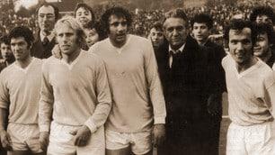 Lazio, i campioni dello scudetto 1973-74