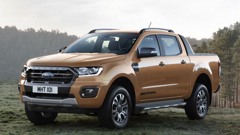 Ford Ranger 2019: il pick-up si aggiorna