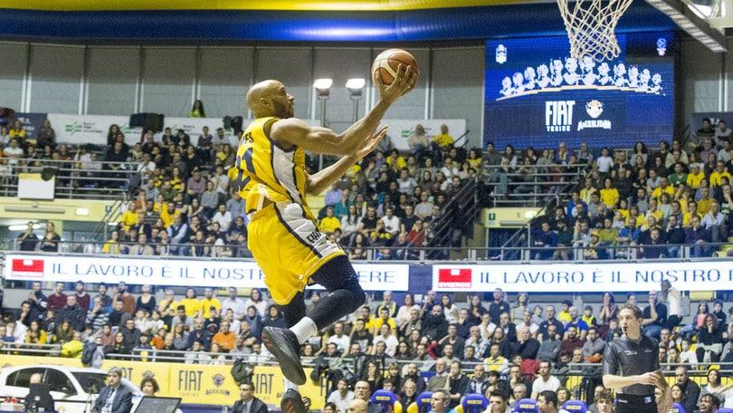 Basket, Serie A2: Andre Jones, un jolly per la Leonis Roma