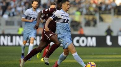 Lazio: Luiz Felipe out tre settimane, Lulic e Radu ok per la Juve
