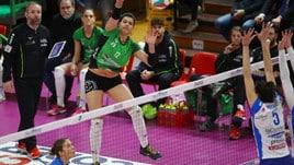 Volley: Coppa Italia A2 Femminile, Sassuolo batte Martignacco e raggiunge Mondovì in finale