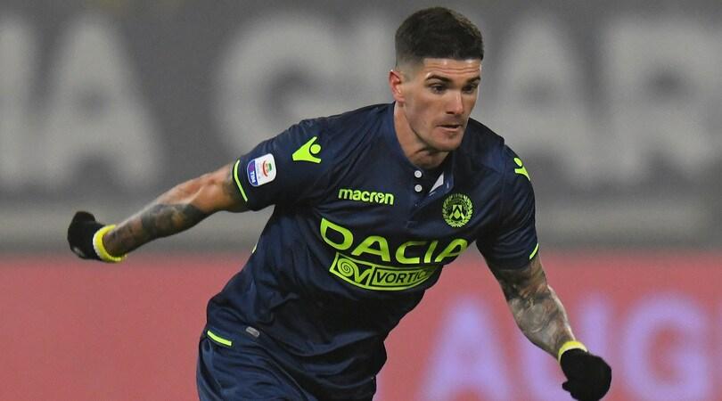 De Paul all'Inter a luglio: base d'intesa con l'Udinese