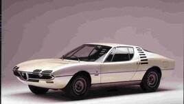 Marcello Gandini, le sue auto più belle dalla Miura alla Stratos: foto