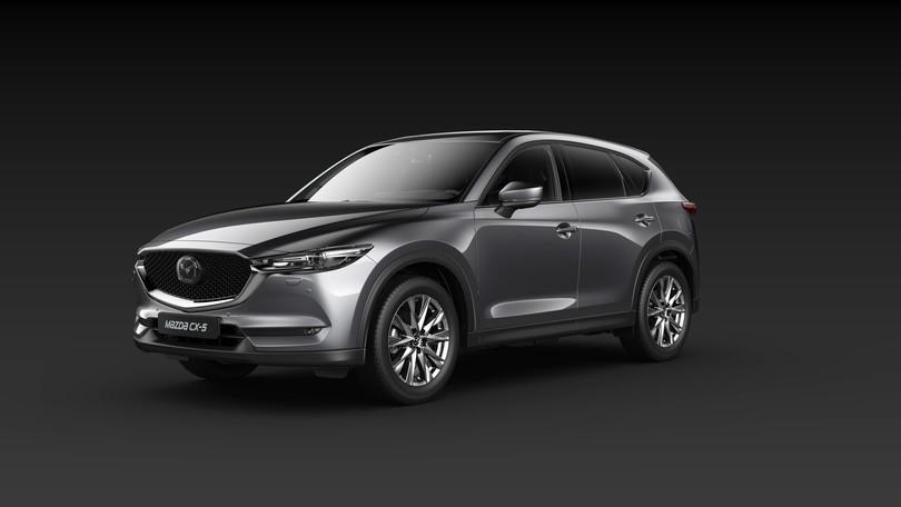 Mazda CX-5 2019:  carattere sportivo con il G-Vectoring Control