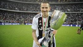 Juventus, Bonucci: «Milan? Bei ricordi, ma avevo bisogno di tornare a casa»