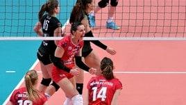 Volley: Cev Cup, Busto batte Graz 3-1 e passa ai Quarti