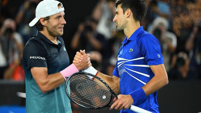 Tennis, Australian Open: Djokovic domina Pouille, che finale con Nadal