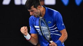 Australian Open: Djokovic domina Pouille, che finale con Nadal