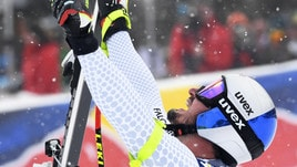 Sci, Discesa Kitzbuhel: strepitoso Dominik Paris! Terza vittoria sulla Streif