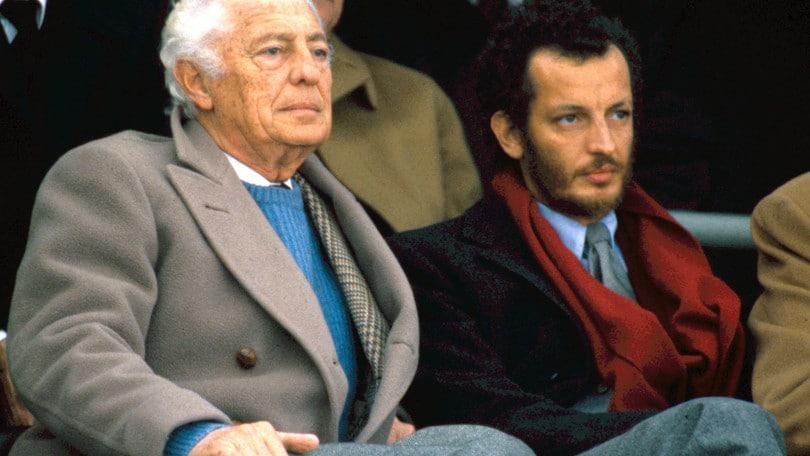 Gianni Agnelli, l'Avvocato bianconero