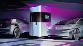 Volkswagen Group Components produrrà stazioni di ricarica rapida