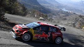 WRC: Ogier al comando del Rally di Montecarlo