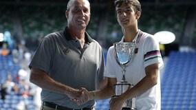 Tennis, Australian open junior: Lorenzo Musetti nella storia