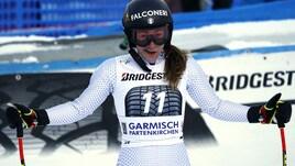 Sci, SuperG Garmisch: Sofia Goggia che rientro, l'azzurra è seconda dietro la Schmidhofer