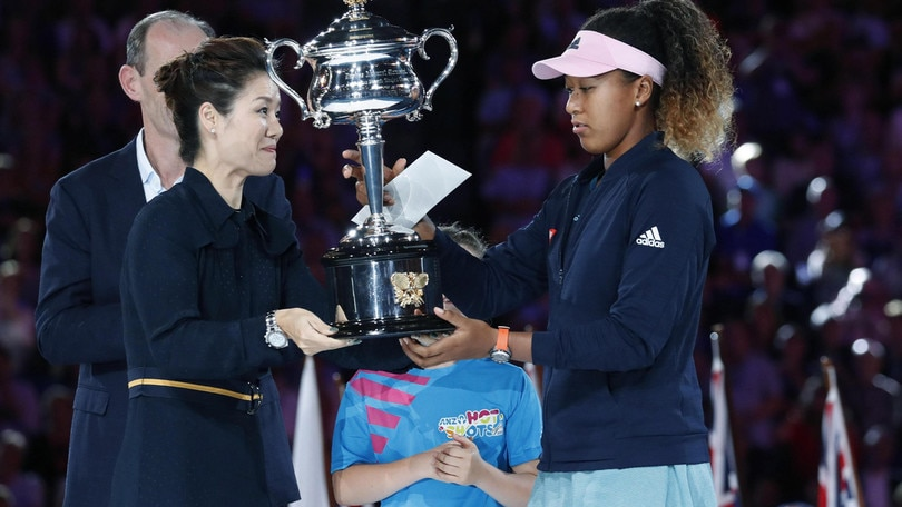 Tennis, Australian Open: bis di Osaka, conquista titolo e numero 1