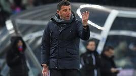 Serie A Parma, D'Aversa: «La classifica non deve farci sentire appagati»