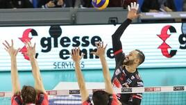 Volley: Superlega, problemi muscolari per Juantorena
