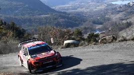WRC, Montecarlo: Ogier ancora in testa