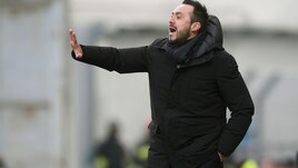 Serie A Sassuolo, De Zerbi: «Discussione Berardi-Babacar? Ben venga, vuol dire che c'è voglia»