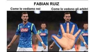 Milan-Napoli: tifosi scatenati sull'arbitro Doveri