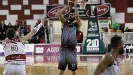 Basket Serie A2: Latina, Rieti e Cagliari vincono gli anticipi della 18^ giornata