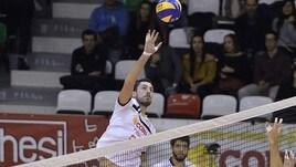 Volley: Girone Bianco, Reggio Emilia vince l'anticipo con Lagonegro