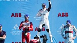 ePrix di Santiago, Bird rende merito all'Audi