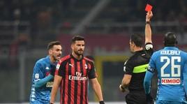 Moviola Serie A, Milan-Napoli: Doveri, rosso senza motivo. E su Insigne...