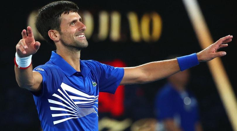 Australian Open, trionfa Djokovic!