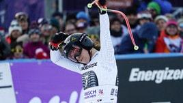 Sci, discesa Garmisch: altro podio per Sofia Goggia! Vittoria di Stephanie Venier