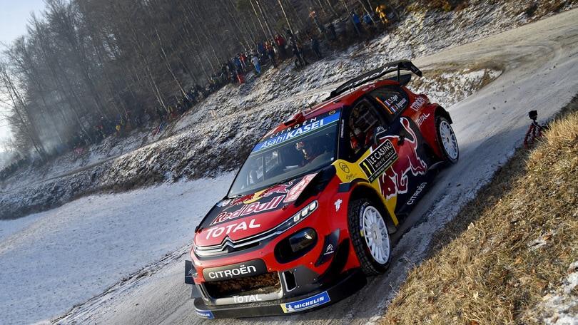 WRC, Ogier trionfa al Rally di Montecarlo