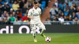 Fran Garcia, la maglia del Real Madrid e la scuola di Marcelo