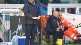 Serie A Parma, D'Aversa: «Abbiamo perso alcune occasioni per poca malizia»