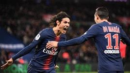 Ligue 1: il PSG cala il poker al Rennes. Il Lione passa ad Amiens con il minimo sforzo