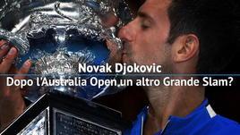 Dopo l'Australia Nole punta al suo secondo Grande Slam