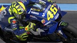 MotoGp, Rossi: «In Sudafrica la mia vittoria più bella»