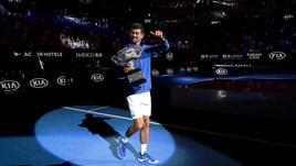 Tennis, Ranking ATP: Djokovic sempre più leader. Federer cala. Fognini quindicesimo