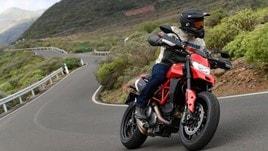 Prova Ducati Hypermotard 950 e 950 SP, convogliatori di emozioni