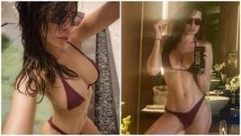 Aida Yespica, scatti bollenti su Instagram