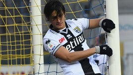 Serie A Parma, Inglese in parte con i compagni