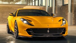 Ferrari 812 Superfast by Novitec: FOTO
