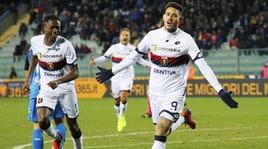 Serie A, Empoli-Genoa 1-3: Sanabria show, gol all'esordio